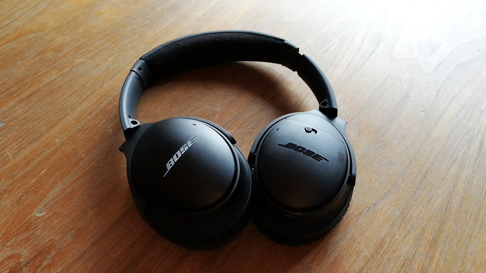 bose quiet comfort 35 headphones